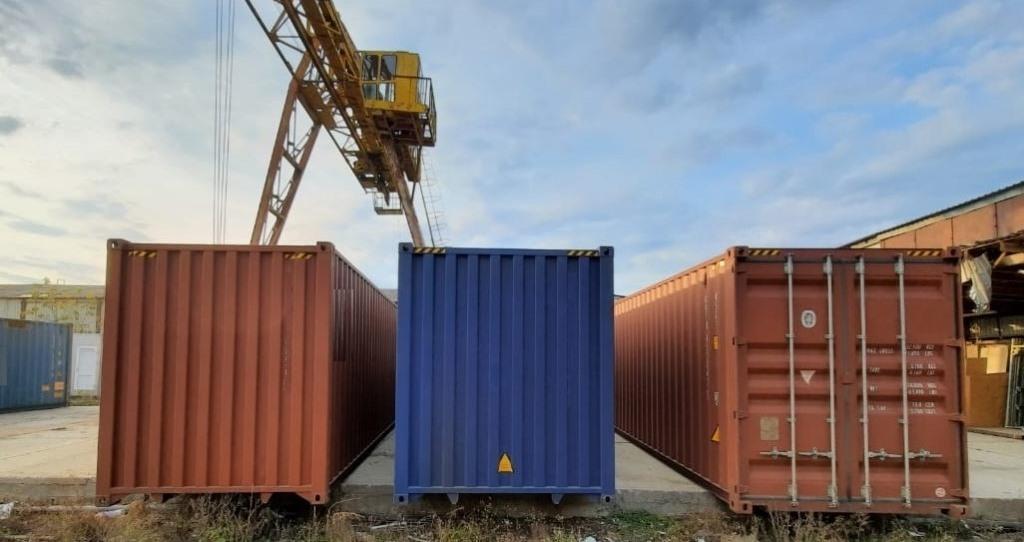 40 футовый морской контейнер