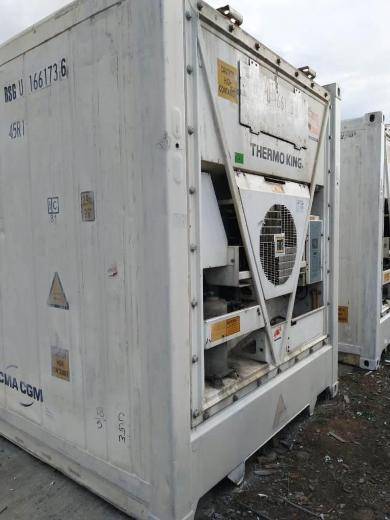 Thermo King купить контейнер рефрижератор холодильник 40 футов