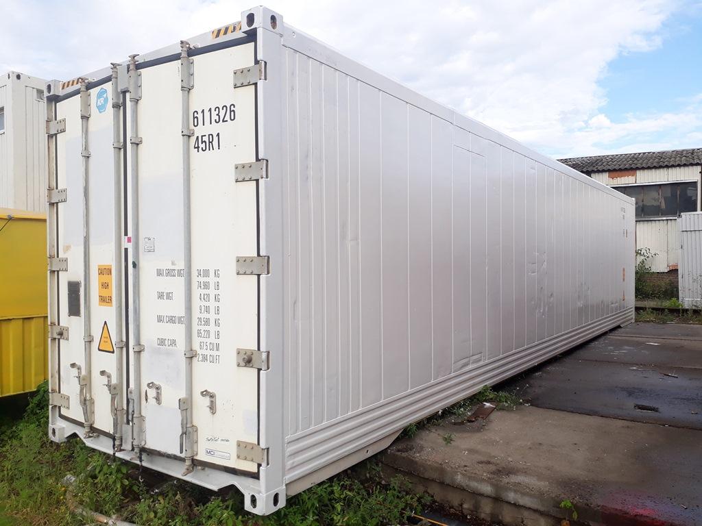 контейнер рефрижератор 40 футовый