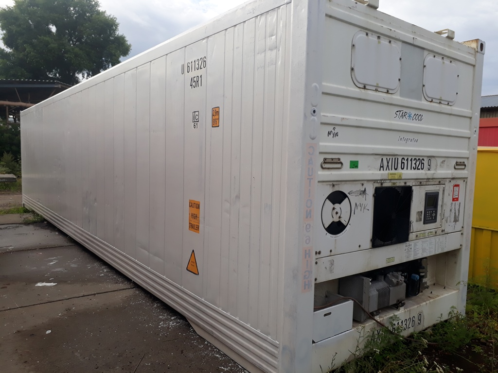 Star Cool купить контейнер рефрижератор холодильник 40 футов