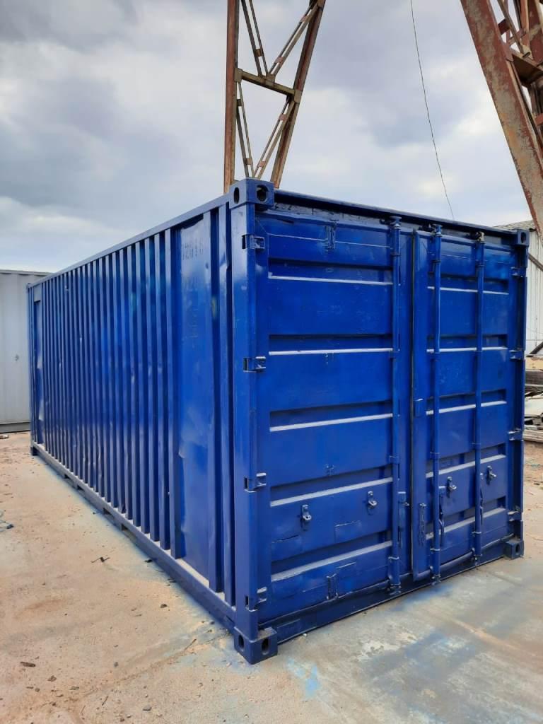 жд контейнер 20 футов