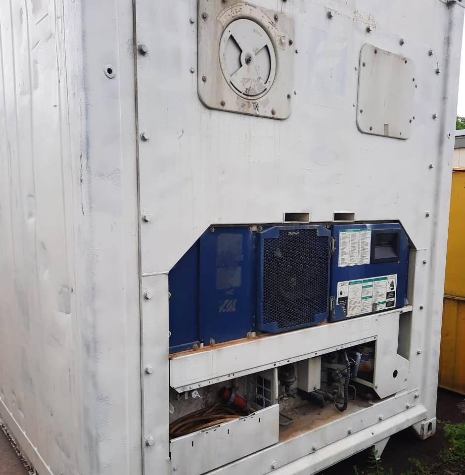 морской контейнер 40 футов реф