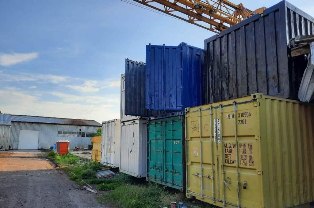 продажа морских контейнеров купить контейнер